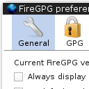FireGPG Screenshot
